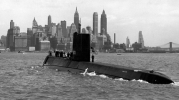 First Nuclear Submarine